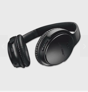 BOSE | หูฟังไร้สาย Bose QuietComfort QC35 series II over-ear Wireless Headphones