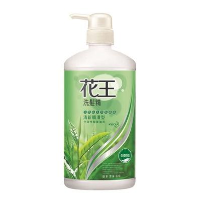 【花王】洗髮精-清新順滑型