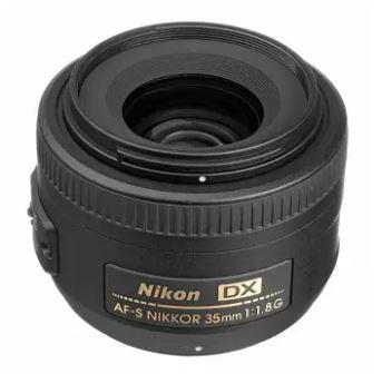 Nikon Lens AF-S DX 35mm F/1.8G