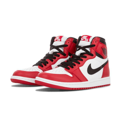 NIKE | รองเท้าผ้าใบ Nike Air Jordan 1 Retro High OG AJ1 Chicago Shoes