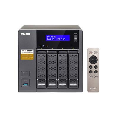 【QNAP威聯通】TS-453A 4Bay Nas網路儲存伺服器