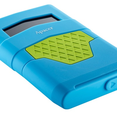 【Apacer宇瞻】AC531 USB 3.1 Gen 1軍規防護行動硬碟