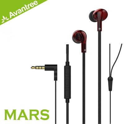【Avantree】入耳式線控耳機(Mars)