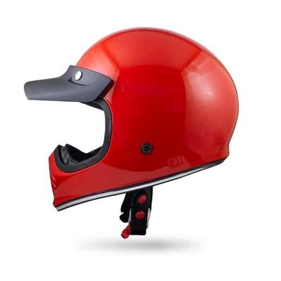 Jpx | Jp Retro Full-face Carbon Helmet