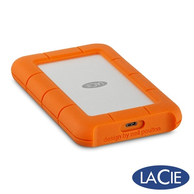 【LaCie萊斯】Rugged 雙介面2.5吋行動硬碟
