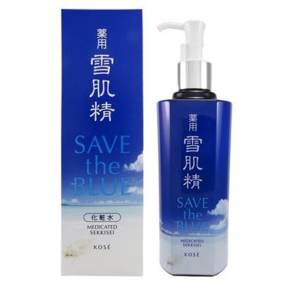 KOSE高絲 藥用雪肌精 500ml (海洋/緋櫻限定版)