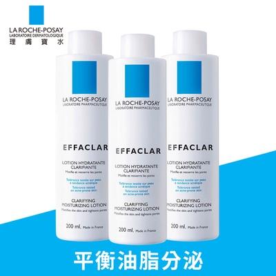 【LA ROCHE-POSAY 理膚寶水】青春控油調理化妝水