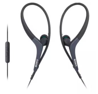Sony Sport In-Ear Adjustable Headphones MDR-AS410AP