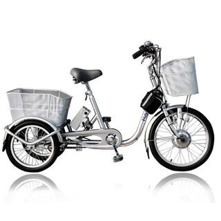 【RAYCH】E33 SHIMANO內變三速電動三輪車