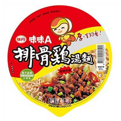 【味丹】味味A排骨雞湯麵