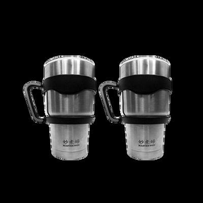 【妙煮婦】妙煮婦冰霸保冰保溫兩用杯304不鏽鋼