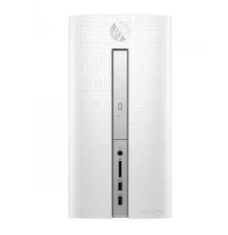 HP DESKTOP PC PAVILION 570-P086D ; Core i5-7400U