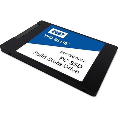 【威騰WD】SSD 500GB 2.5吋固態硬碟(藍標) TLC