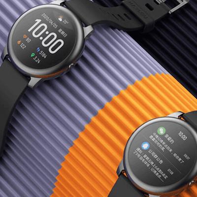 小米 Haylou Solar 智能手錶
