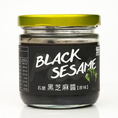【東和 製油】石磨黑芝麻醬 原味