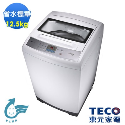 TECO東元 12公斤定頻單槽洗衣機 W1226FW