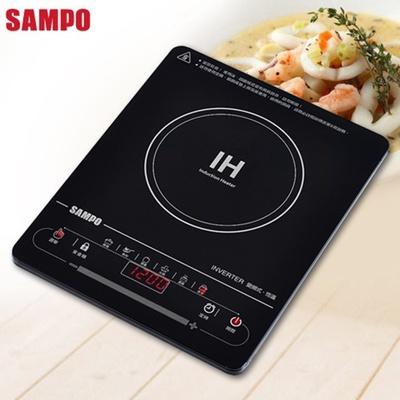 SAMPO聲寶 超薄觸控變頻電磁爐 KM-SF12Q