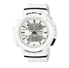 CASIO | นาฬิกาข้อมือผู้หญิง รุ่น CASIO Baby-G BGA-240 สีขาว