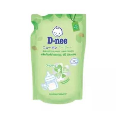 D-Nee | ดีนี่ น้ำยาล้างขวดนม  อ่อนโยน ปลอดภัย ต่อลูกน้อย