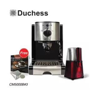 Duchess CM5000B#3 - เครื่องชงกาแฟ CM5000B + เครื่องบดเมล็ดกาแฟ CG9100R + กาแฟพอดส์
