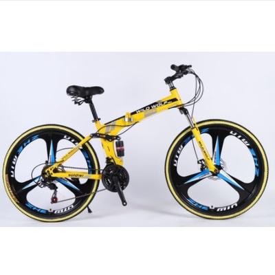 Begasso   Foldable Mountain Bike  21 Speed