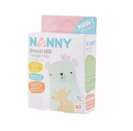 NANNY | ถุงเก็บน้ำนมแม่