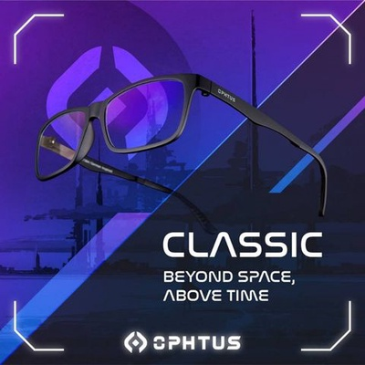 OPHTUS I แว่นตากรองแสงสีฟ้า