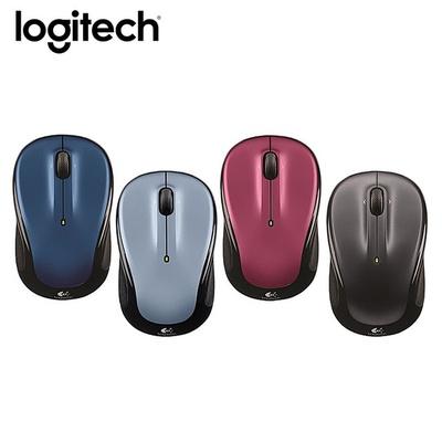 【Logitech 羅技】M325 無線滑鼠
