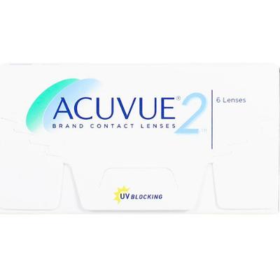 Acuvue | คอนแทคเลนส์รายสองอาทิตย์ Acuvue 2
