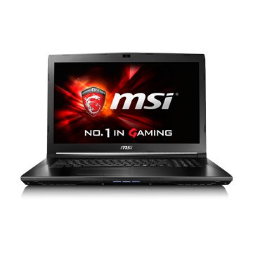 MSI微星 17.3吋筆電 i7-7700HQ/8G/128G SSD+1T/GTX1050-2G (GL72 7RDX-441TW)