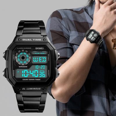 SKMEI | นาฬิกาข้อมือผู้ชาย SK-M 1335