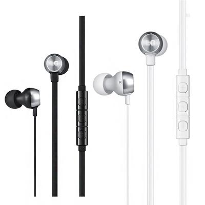【LG 樂金】HSS-F530 QuadBeat2 原廠3.5mm 線控扁線耳機