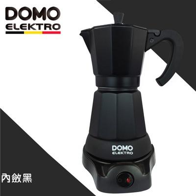 【比利時DOMO】電熱式經典摩卡壺(DM413KT)