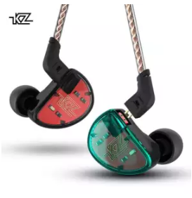 KZ | หูฟังเบส KZ HIFI Monitor Earphone In-Ear earphones รุ่น ES4