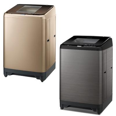 【HITACHI 日立】17KG日立美型直立變頻洗衣機(SF170XBV)