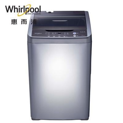 【Whirlpool惠而浦】7公斤直立洗衣機(WM07GN)