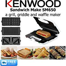 KENWOOD SM650 Sandwich Makers