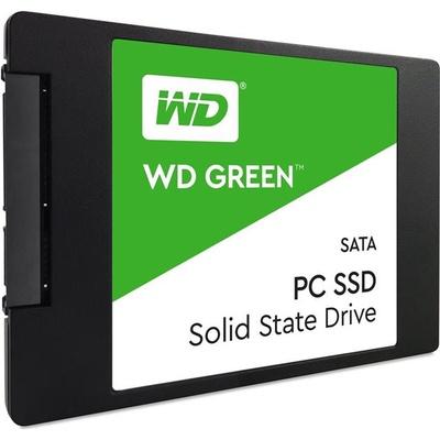 【威騰WD】SSD 120GB 2.5吋固態硬碟 (綠標) TLC