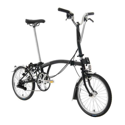 Brompton | M6L 6-Speed Folding Bike