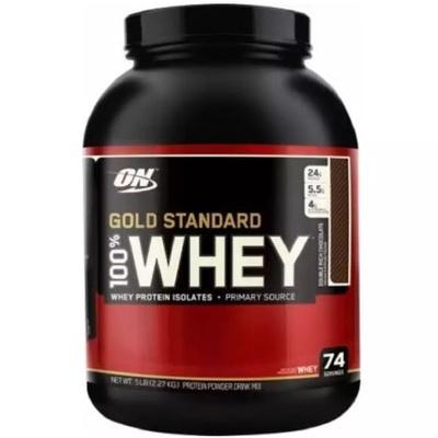 OPTIMUM Whey Gold Protein | เวย์ โปรตีนสร้างกล้ามเนื้อ