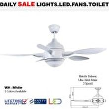 Fanco Ceiling Fan Designer I-Swift 50-inch