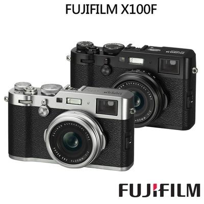 【FUJIFILM 富士】X100F F2大光圈類單眼相機