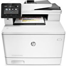HP LaserJet MFP M477fdw Printer