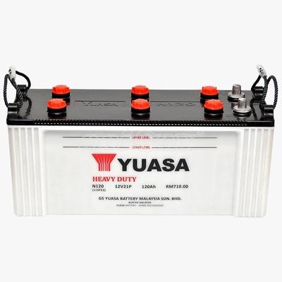 Yuasa| N120 Battery