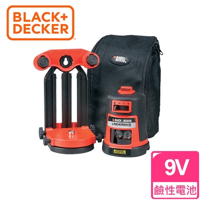 【BLACK&DECKER 百工】雷射水平儀(BDL310S)