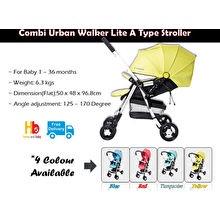 Combi Urban Walker Lite A Type Stroller UR-300E
