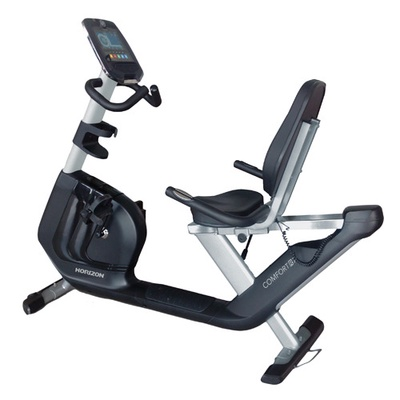 【JOHNSON喬山】HORIZON Comfort R7-02 斜臥式健身車