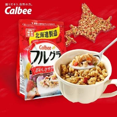 【Calbee】卡樂比富果樂水果麥片