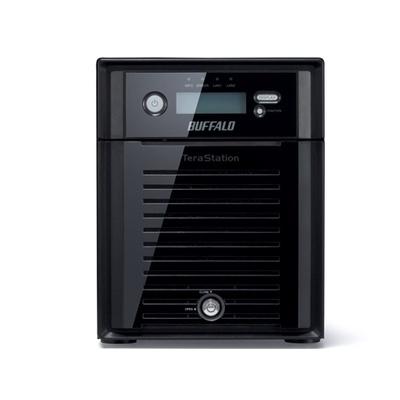 【BUFFALO 巴比祿】4BAY NAS 網路儲存伺服器(TS5400D)