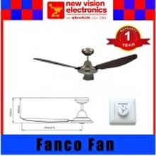 Fanco Ceiling Fan  E-Series FFM7000 52-inch